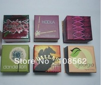 free shipping! New 6 kinds blush makeup(6pcs/lots)