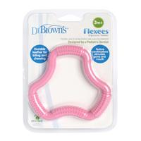 free shipping Brown flexees baby teethers baby teethers te100