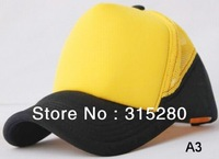 wholesale popular hiphop snapback cap women and men adjustable blank sport truck hats