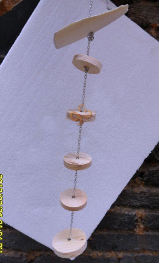 Cuttlefish Bite Molar bite block wooden