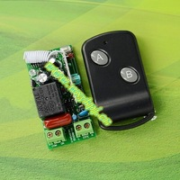 AC220V 1CH RF switch module control motor for roller shutter  rf wireless 220v power control learning code switches