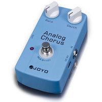 JOYO Effects Pedals JF-37 Analog Chorus/ True bypass design