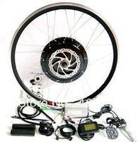 LCD display 48V1000W electric bike conversion  rear  kits