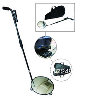 Well-Dam Vehicle Car Inspection Mirror Security Mirror WD-ML & Under Car Mirror V3 Handheld Convex Car Mirror