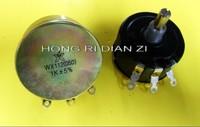 Wx112 050 - 5w 10k 5w single-circle wire wound potentiometer