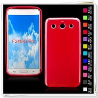 Optimus G Pro F240 TPU GEL skin cover, many colors available  by DHLFEDEX shipping