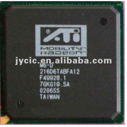 216QVCEBKA13 ATI Computer IC chip(China (Mainland))