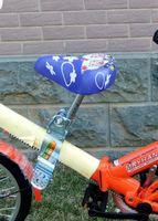 MY BIJOUX Bicycle child safety seat chair mother and child car mother and child car folding bike parent-child seatstay