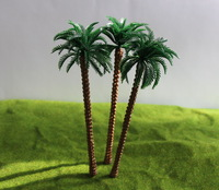 TDT18 Layout Model Train Palm Trees Scale O 18cm