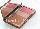 Free shipping ,1pcs  3colors makeup Flushed  blush  new  arrival.(China (Mainland))