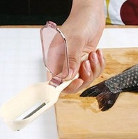 Free Shipping Fish Hard Skin Scale Remover Skinner Peeler Cleaner Scaler