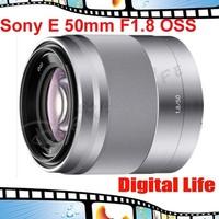 Sony  50mm f/1.8 E Mount OSS Digital SLR Camera Lens SEL50F18 NEW DSLR
