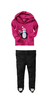 2013 Wholesale Kids Autumn Clothing Set Cotton 2 Pcs Hoodies And Pants Children Clothes Suit For Chirstmas Wear CS20716-86B^^EI