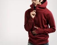 New  Fashion Man's Korean Style Hoodie pollovers Jackest  Men's Casual Jumper Coat overcoat