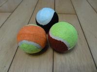 Cat toy dog toys elastic tennis ball baseball pet supplies Free Shipping