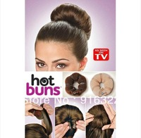 Free shipping 20set/lots Hot buns as seen on TV 2 pieces in color box hot sale