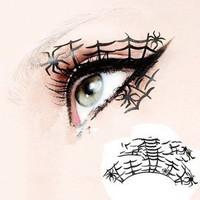 Paper eyelash hit paper-cut queen style false eyelashes