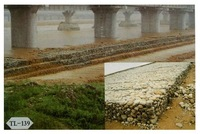 gabion basket-Reno mattress- 2.0mm-4.0mm--the height is less than 0.3m