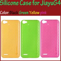 New arrival! Hot selling Original High-quality Silicon Case For JIAYU G4 3000mAh version MTK6589 andriod smartphone