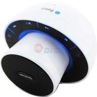 2013 New Mini Boombox Wireless Bluetooth Speaker TF/FM Speaker with Call MIC/Micphone 100%hight quality free shipping