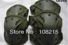 z16 Tactical X-tak Pad, knee pads & elbow pads set,EVA,TPU,1000Dnylon Lycra CoolMax 4 colors optional Free shipping(SKU12050010)