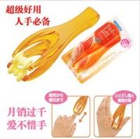 Min. order is $15 (mix order)  roller massage device elastic finger joint massage device   3338