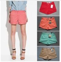 Free Shipping Dress New Fashion 2014 Summer Women Shorts Plus Size  Cotton sexy Short Pants Woman clothing SHORTS WOMEN