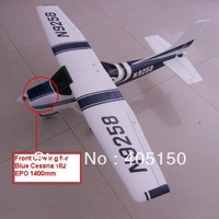 RC Hobby Parts Blue Cessna Cowl Free Shipping