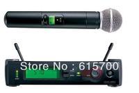 Professional SLX24 Wireless Microphone System Wireless DJ & Karaoke Microphone System