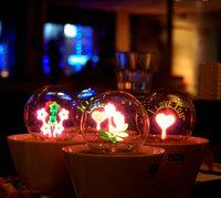 2013 Romantic sparks Nightlight&Bonsai Light&Flowerpot Nightlight&Small bedside table lamp