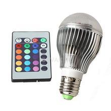 color light bulb promotion