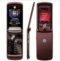 HOT free shipping wholesale unlocked original brand New RAZR2 V9 2MPcamera FM MP3 Mp4 senior good cell phones
