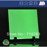 sublimation ceramic noctilucous photo tile blank coated tile for transfer