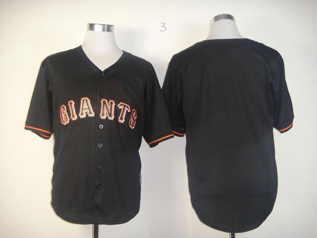 new baseball jersey San Francisco sf Giants blank customized baseball jersey men 100% Stitched Embrodery Logo(China (Mainland))