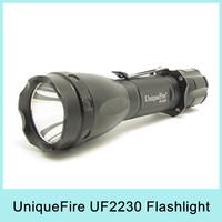 UniqueFire UF-2230 CREE XML U2 LED 3-Mode 1000 Lumens Waterproof 18650 LED Flashlight Torch for Camping Hiking Drop Shipping