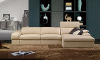 2013 latest house designs Moden leather sofa classic furniture with mini corner sofa couch sofa leather LCA002-1