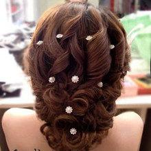 cheap hair weddings