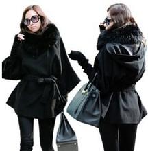 fur wool coat promotion