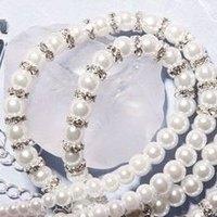 Hot-selling beaded clip double-shoulder metal rhinestone shoulder strap diamond no shoulder tape tube top pectoral girdle bra