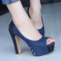 Ultra high heels sandals 2013 fashion thick heel platform open toe color block decoration low women's open toe shoes