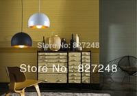 Wholesale power 110v 220v e27*1 lamp holder D18*H12cm aluminum pendant lights design for home residential lighting free shipping