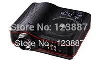 Mini Portable Multimedia LCD Projector For Home Theater DVD AV USB