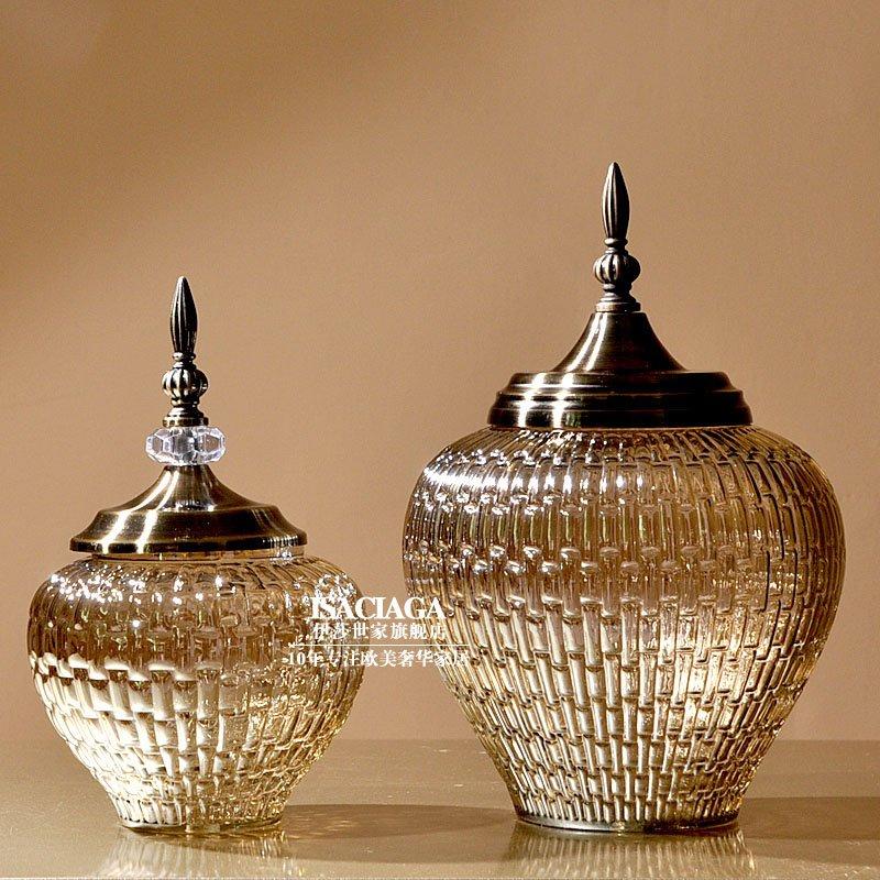 Groothandel kristallen glazen potten kopen kristallen glazen potten partijen uit china - Mode decoratie ...