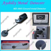MD-3005 Metal Detector Gold Digger Treasure Hunter Free Shipping