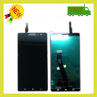 For Samsung Galaxy S3 i9300 LCD screen Digitizer Assembly with frame -White Free shipping