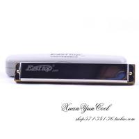 free shipping Entry level t2401 polysyllabic harmonica qin cloth