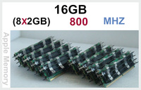 Original memory Mac Pro 1,1 2,1 3,1 MACPRO MEMORY DDR2 800 FB-Dimm 12GB (2GBx6) DDR2 PC2-6400 ECC DDR2-800
