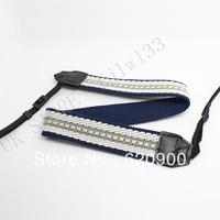 100% GUARANTEE Camera Shoulder Neck Strap for DSLR EVIL MILC SONY RX1 RX100 for CANON  NIKON SONY DSLR CAMERA NO.10