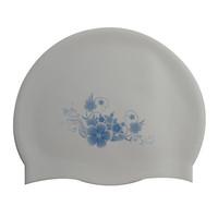 Olympics ear protection swimming cap