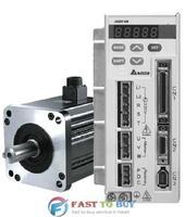 Delta 1000W 1KW AB Series Servo Drive and Motor ASD-A1021-AB + ECMA-C31010PS New